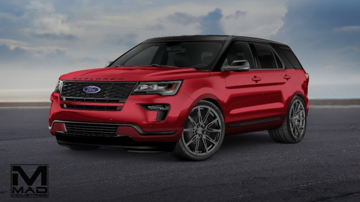 MAD Industries 2019 Ford Explorer