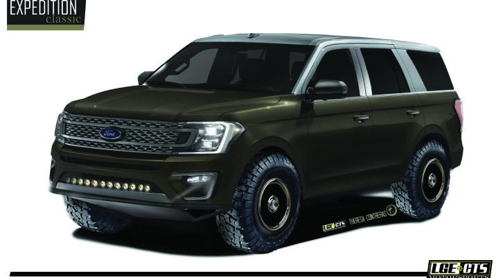 LGE CTS 2018 Ford Expedition Classic