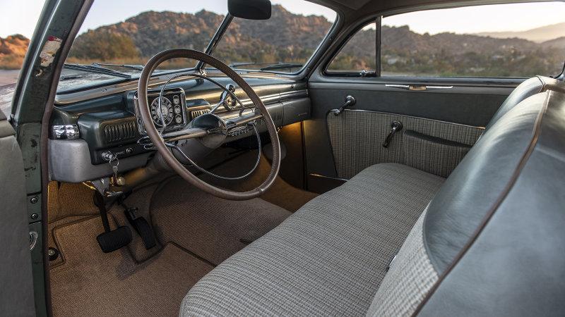 Icon Expired 1949 Mercury Coupe