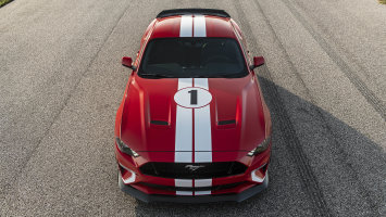 2019 Hennessey Heritage Edition Ford Mustang GT