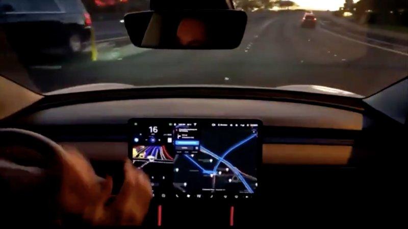 Tesla Autopilot safety shows improvement as Full Self ...