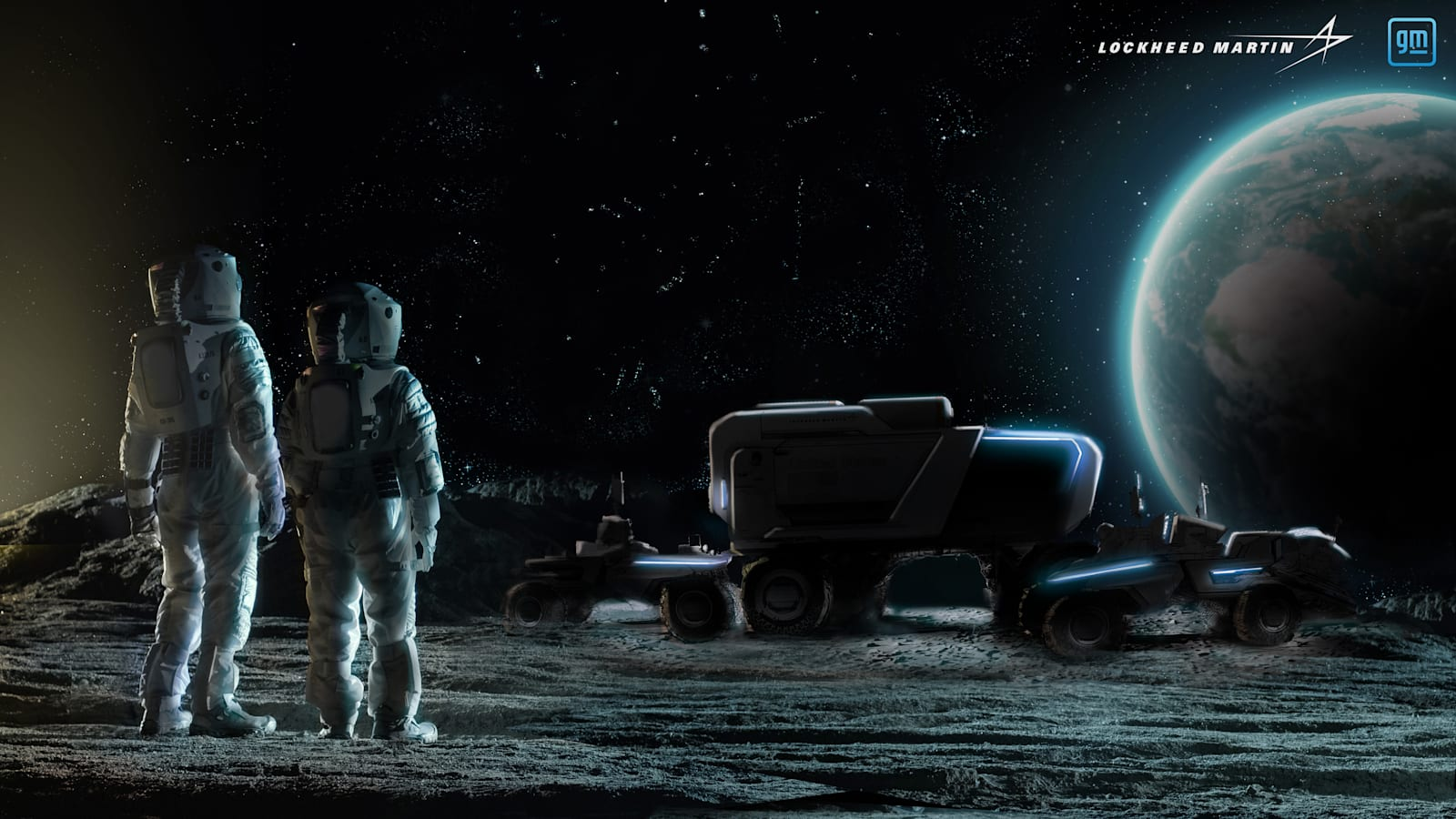 GM to help develop the next generation of lunar vehicles for NASA